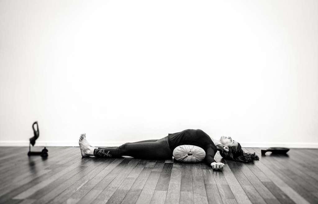 Yoga pendant le re-confinement
