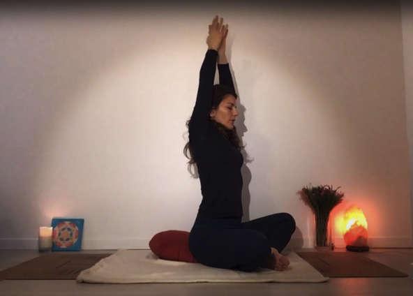 Yoga pour l'hiver